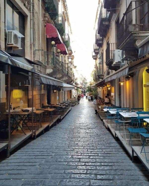 Things to do in Catania - Via Santa Filomena