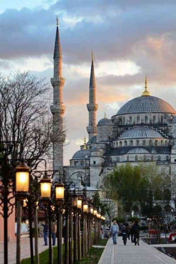 Things to do in Istanbul: The Hagia Sophia
