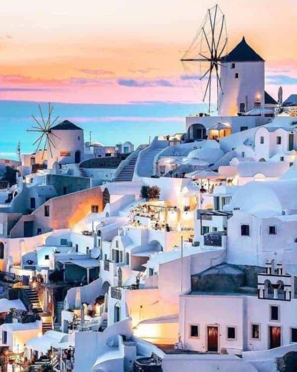 Greek Experiences