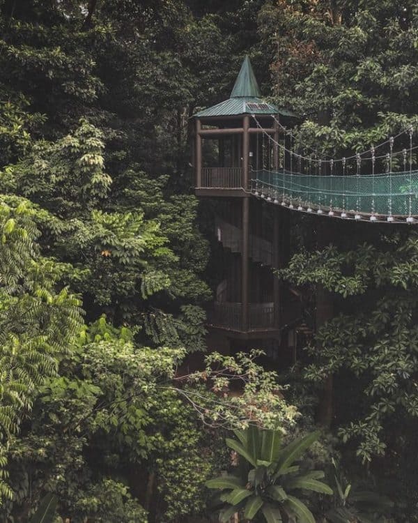Kuala Lumpur itinerary: KL Eco Park