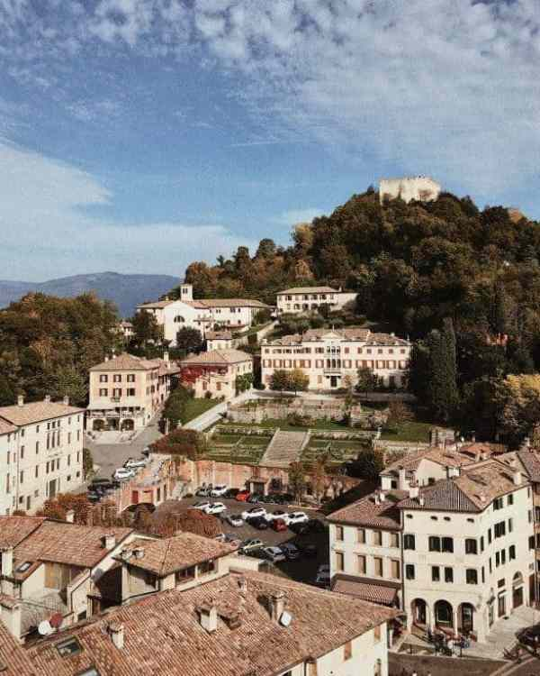 Quotes about Italy: Asolo, Northern Italy