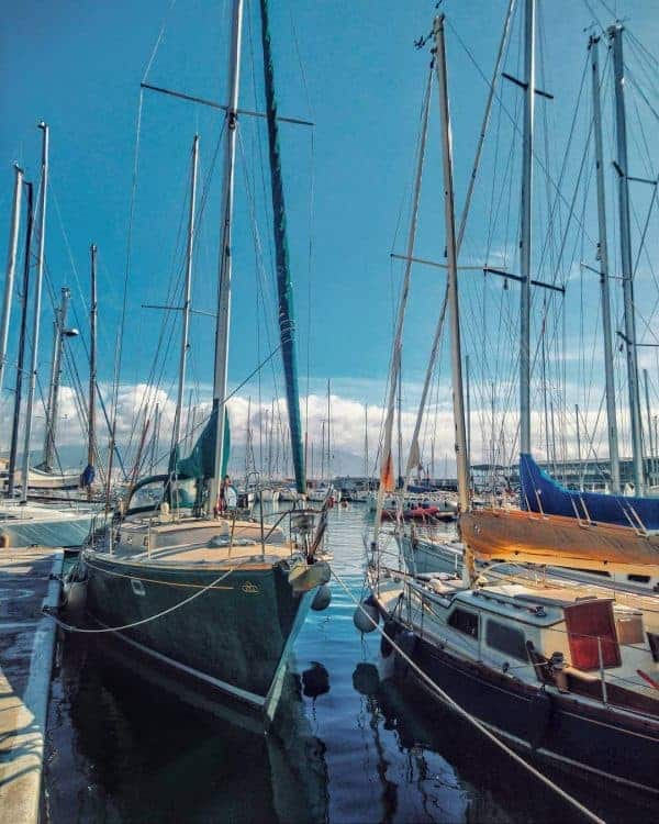 Mikrolimano Port, Piraeus