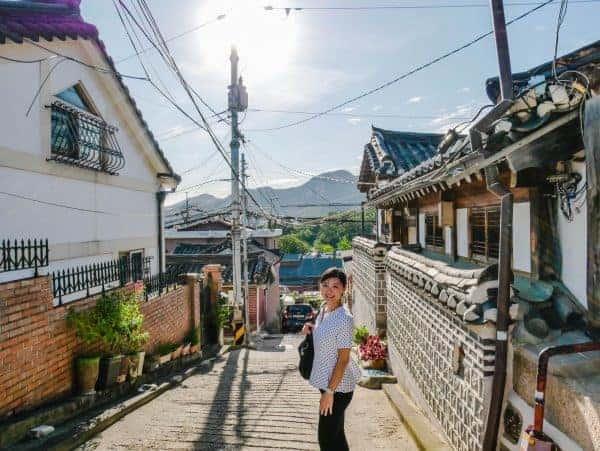 Hanok Village, Insadong