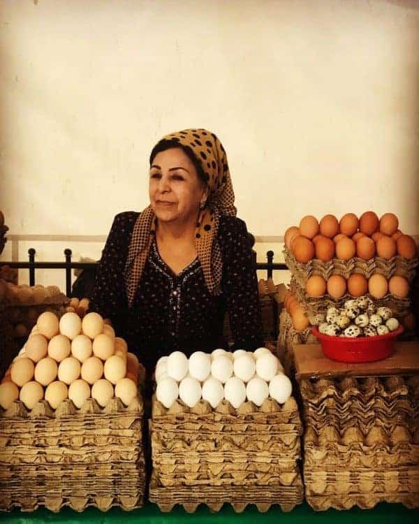 Tashkent markets