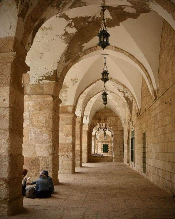 Jerusalem sightseeing