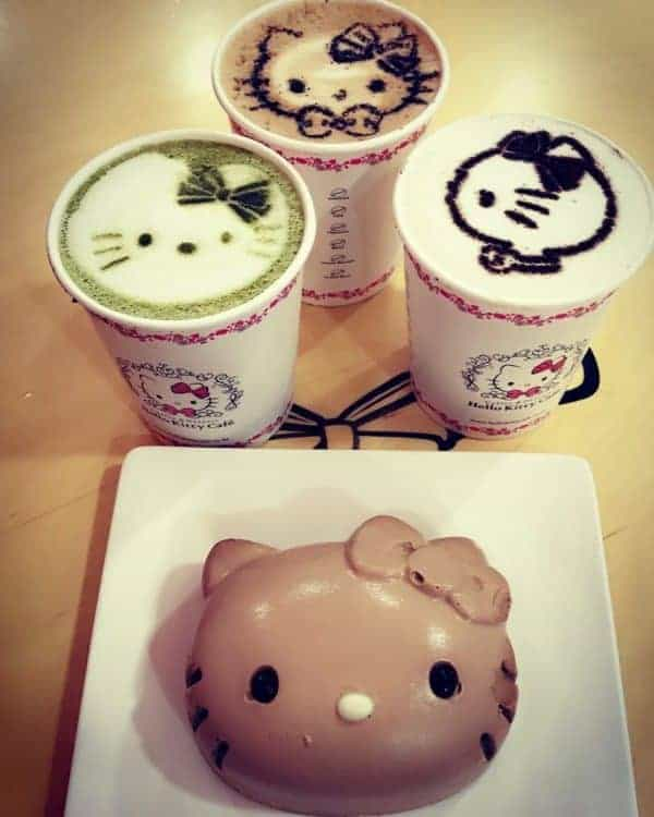 Hello Kitty Cafe, Seoul