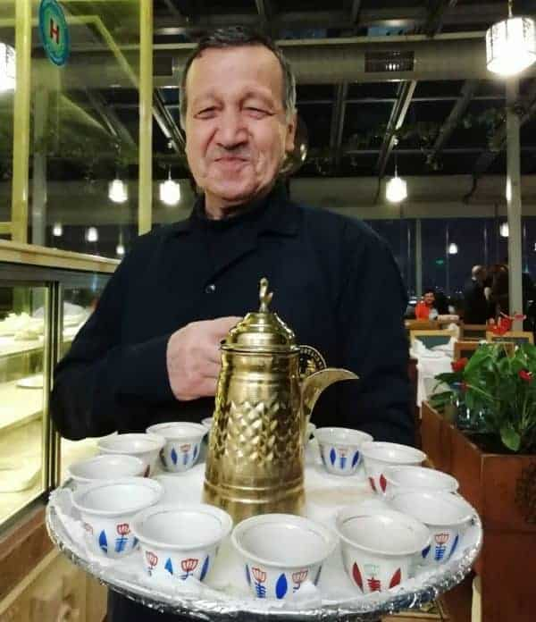 Food from Turkey: Turkish tea