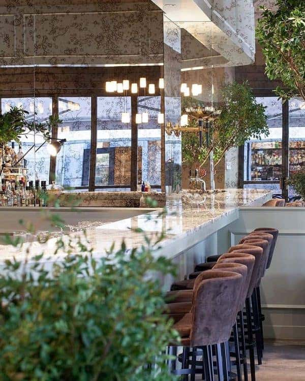 Best Hotels in Athens: Il Barretto restaurant at the Perianth Hotel