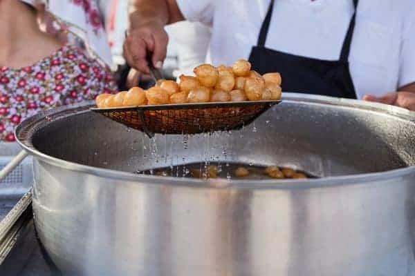 Greek Food: Sweet, Sinful Loukoumades