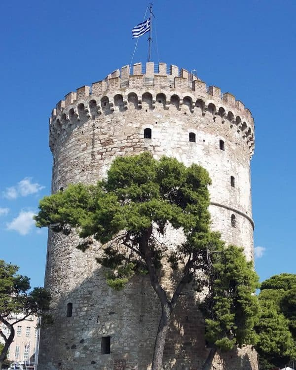 Things to do in Thessaloniki: Visit the White Tower