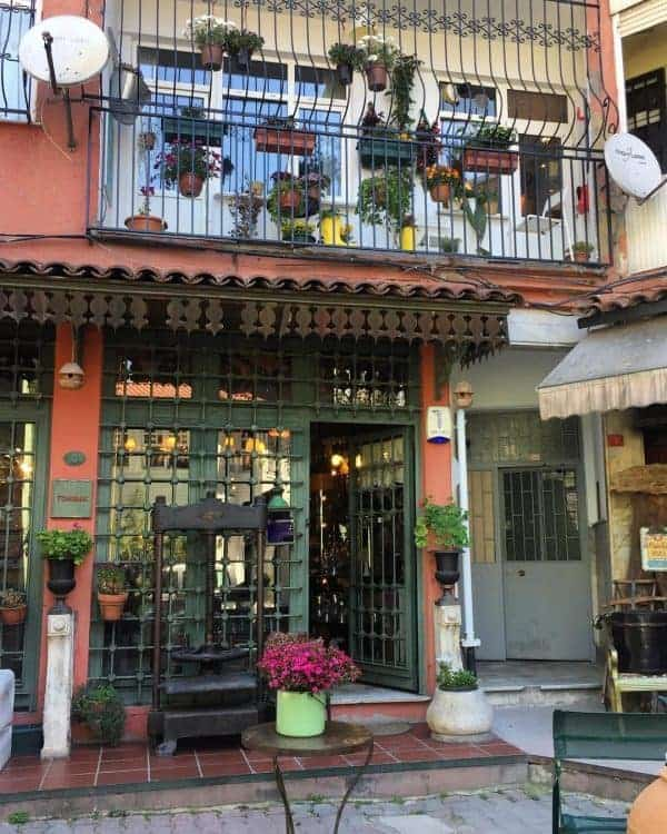 The distinctly different neighbourhoods are a highlight of any trip to Istanbul
