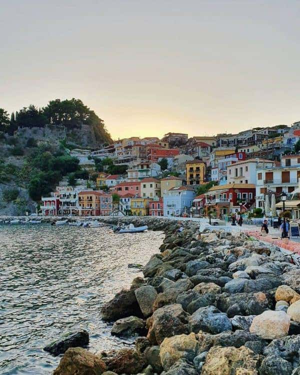 Best places to visit in Greece: Parga