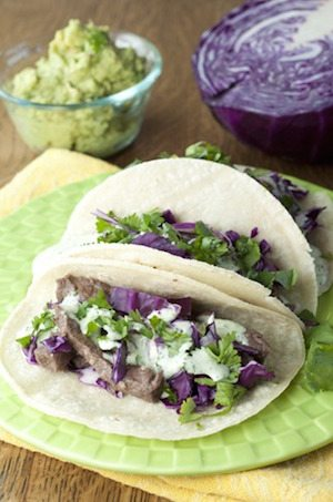 Santa Monica Street Tacos - 30 Minute Back to School Meals