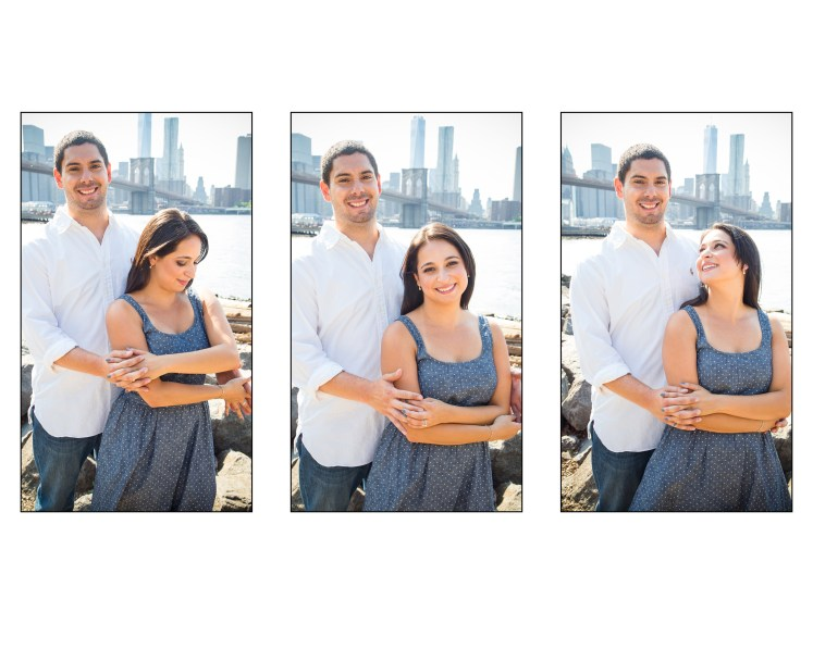 Giana and Rick Triptych