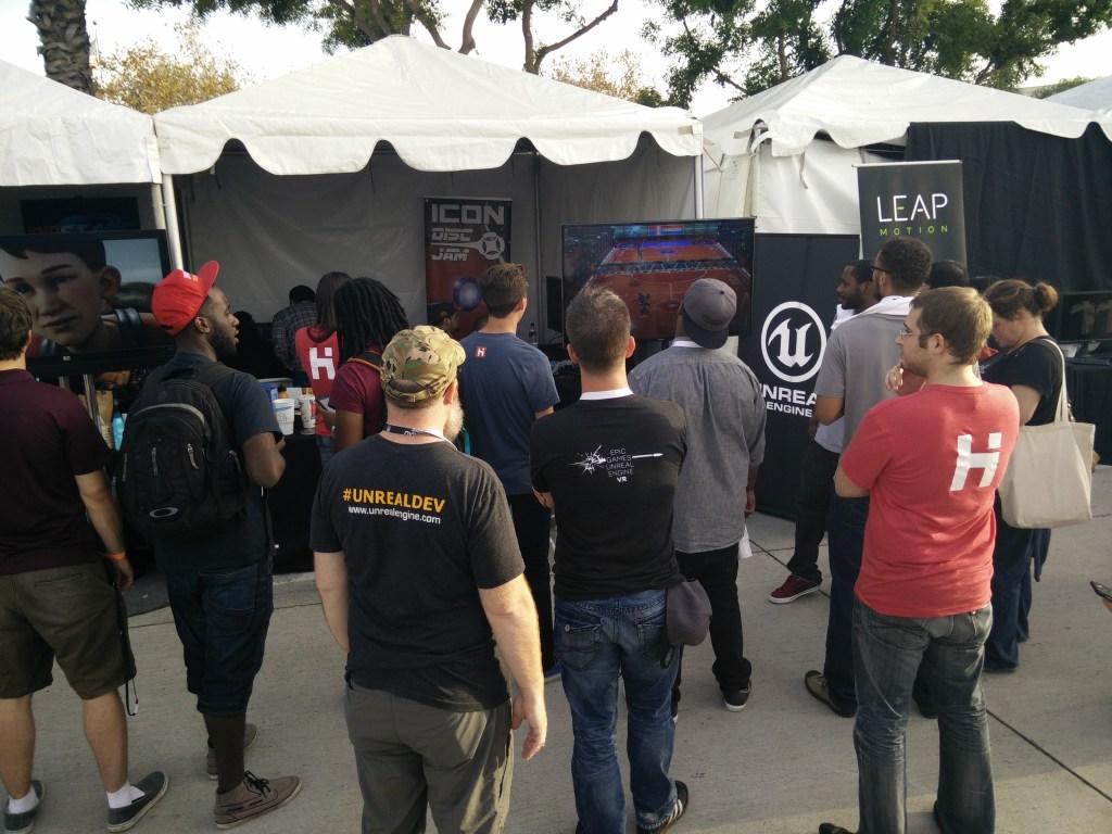 IndieCade Crowd UE