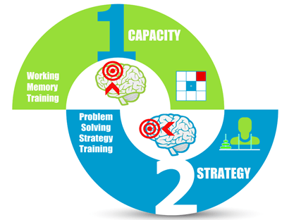 capacity-strategy working memory training
