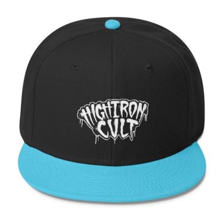 High Iron Cult Snapback (Blue)