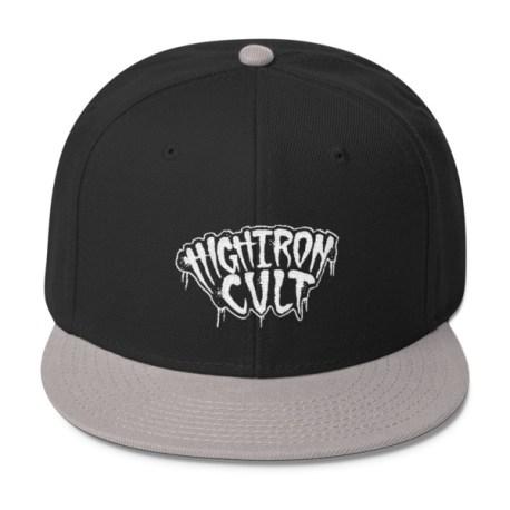 High Iron Cult Snapback (Gray + Black)