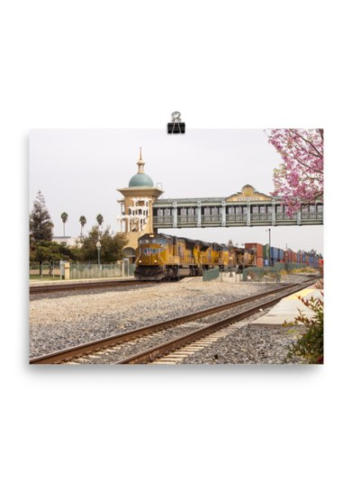 Union Pacific Pomona Print