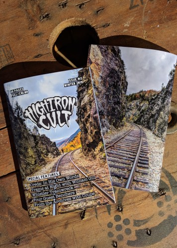 High Iron Cult - Issue #2