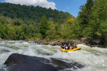 Gauley River Rafting