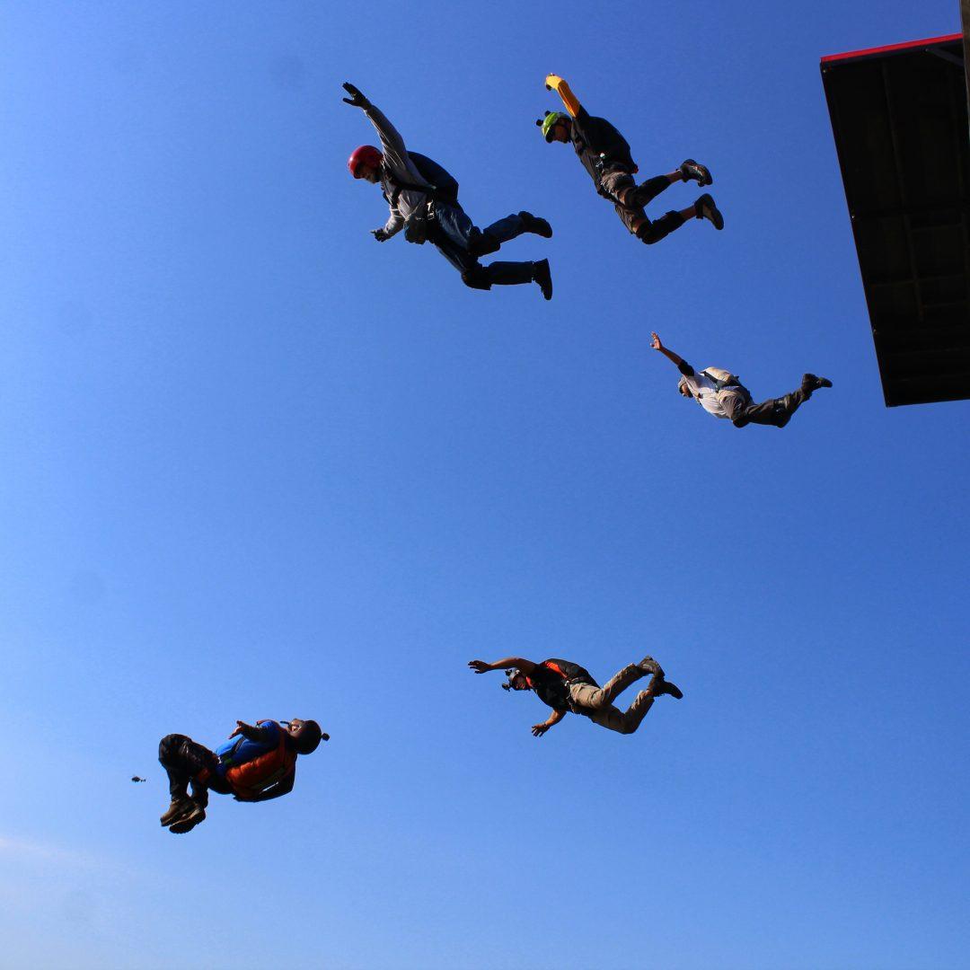 WV Bridge Day Base Jump