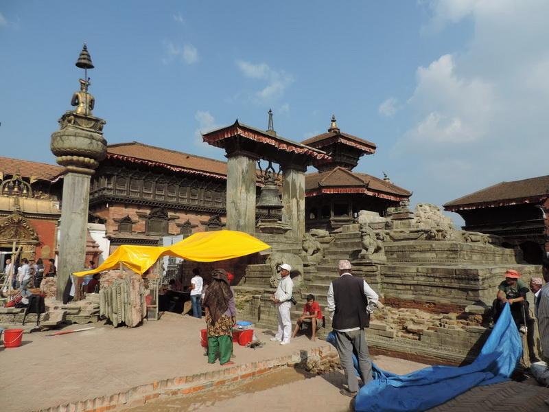 დანგრეული ტაძარი