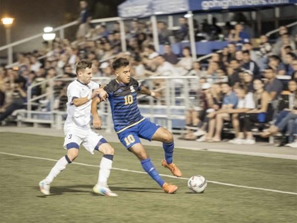Men's soccer drops conference opener against UC Irvine ...