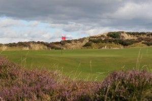 Castle Stuart Golf Links – 16th Green par 4