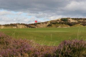 Castle Stuart Golf Links - 16th Green par 4