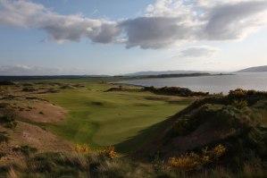 Castle Stuart Golf Links – 8th Green Par 3