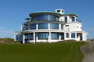 Castle Stuart Golf Links - Clubhouse
