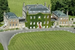 Culloden House Aerial View