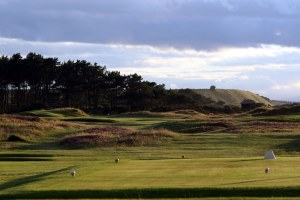 Nairn Golf Course 3rd Hole