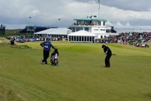Phil Mickleson at the Scottish Open Golf – Castle Stuart Golf Links