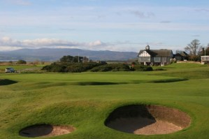 The 18th Green Championship Course – Royal Dornoch
