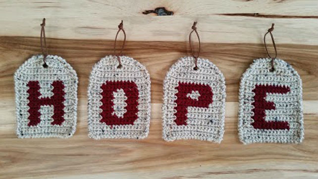 Hope Hanging Tags