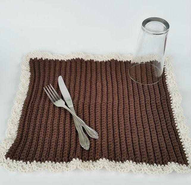 Dish Drying Mat or Dish Towel