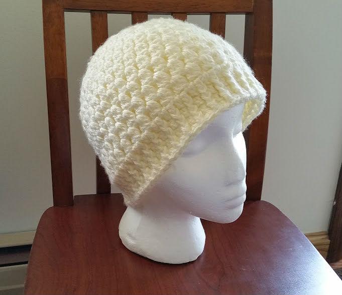 Jess Mess-y Bun Hat