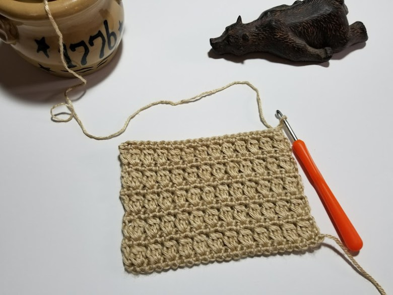 How to Crochet the Cluster Stitch - Highland Hickory Designs