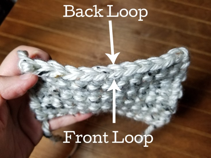 This is the special stitch necessary for the Aspen Tweed Hat crochet pattern. It is a photo tutorial. This stitch utilizes the front and back loops rather than working with both loops.