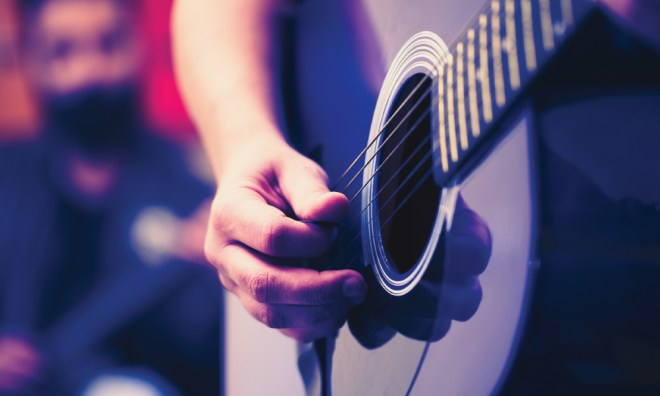 Tap your feet to live music in Burnet County