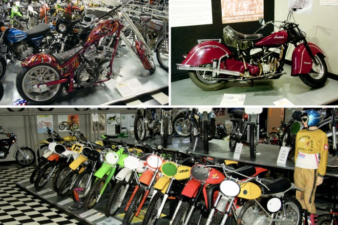Start your engines at Burnet's motorcycle museum