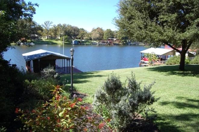Camp Bruni on Lake LBJ in Burnet County