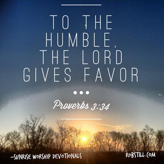 Verse of the Day - Proverbs 3:34 KJV - Highland Park Baptist Church