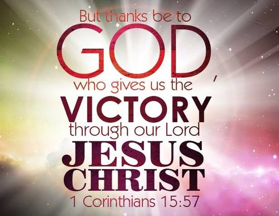 Image result for 1 cor 15:57