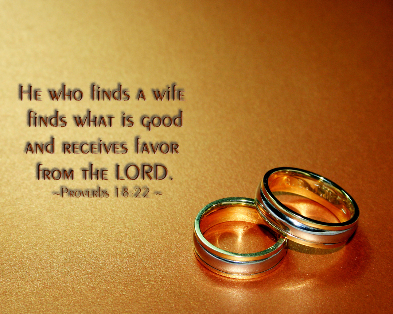 He That Findeth A Wife Kjv