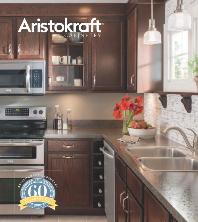 Stock Aristokraft Kitchen Cabinets With All Plywood Construction Sinclair Birch