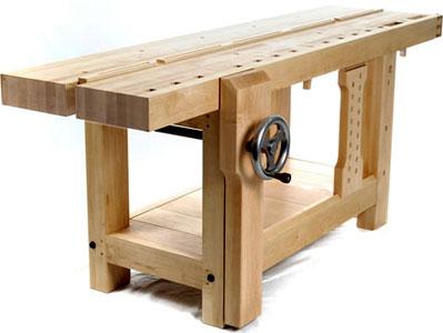 Cabinetmaker's workbench from L'Art Du Menuisier several classic ...
