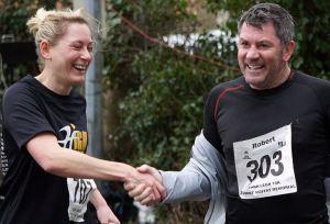 High Legh 10K - race participants